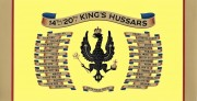 King's Royal Hussars Ice Bucket - 14th20th-kings-hussars