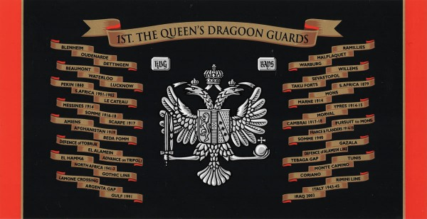 1st Queens Dragoon Guards