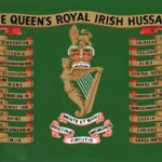 Queens Royal Hussars Ice Bucket - queens-royal-irish-hussars-1958