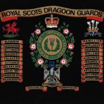 Royal Scots Dragoon Guards Ice Bucket - royal-scots-dragoon-guards