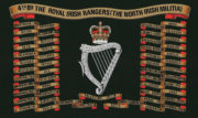Royal Irish Regiment Ice Bucket - 4th-battalion-royal-irish-rangers