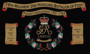 78th Regiment 2nd Battalion