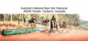 Boer War Anzac Day