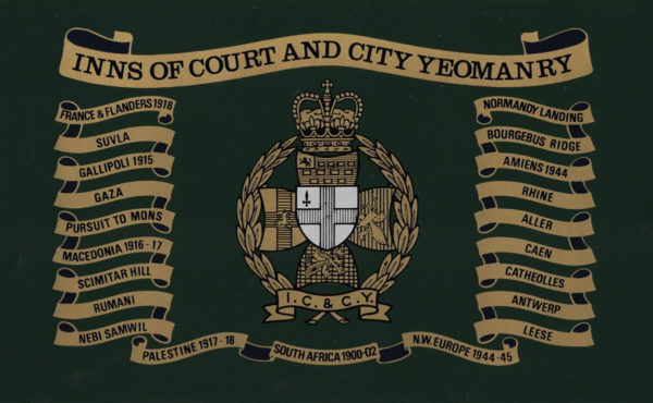 Inns of Court and City Yeomanry