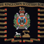 Royal Regiment of Scotland 1st Ice Bucket - kings-own-scotish-borderers