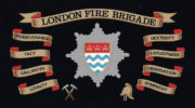 London Fire Brigade Ice Bucket - london-fire-brigade