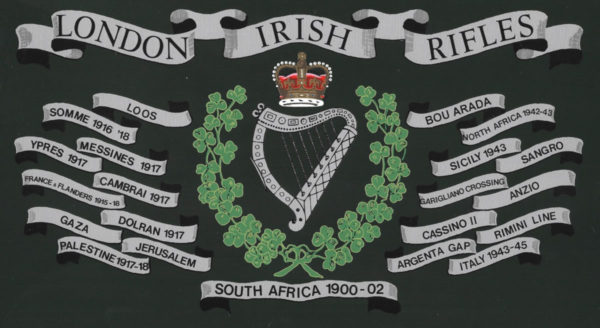 London Irish Rifles