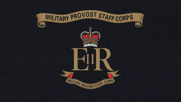 Military Provost Staff Corps