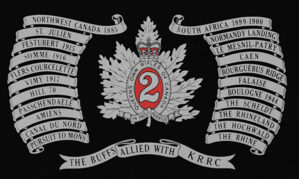 Queens Own Rifles of Canada