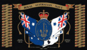 Royal Australian Navy Ice Bucket - royal-australian-navy