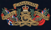 Royal Canadian Artillery Ice Bucket - royal-canadian-artillery