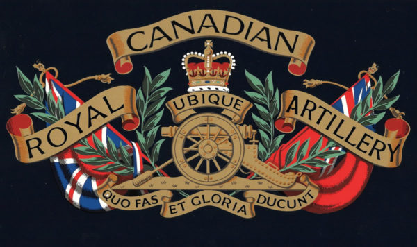 Royal Canadian Artillery