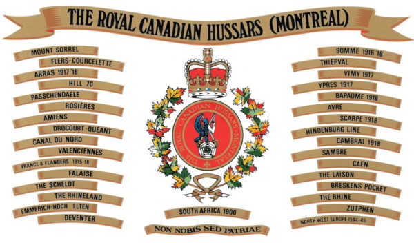 Royal Canadian Hussars