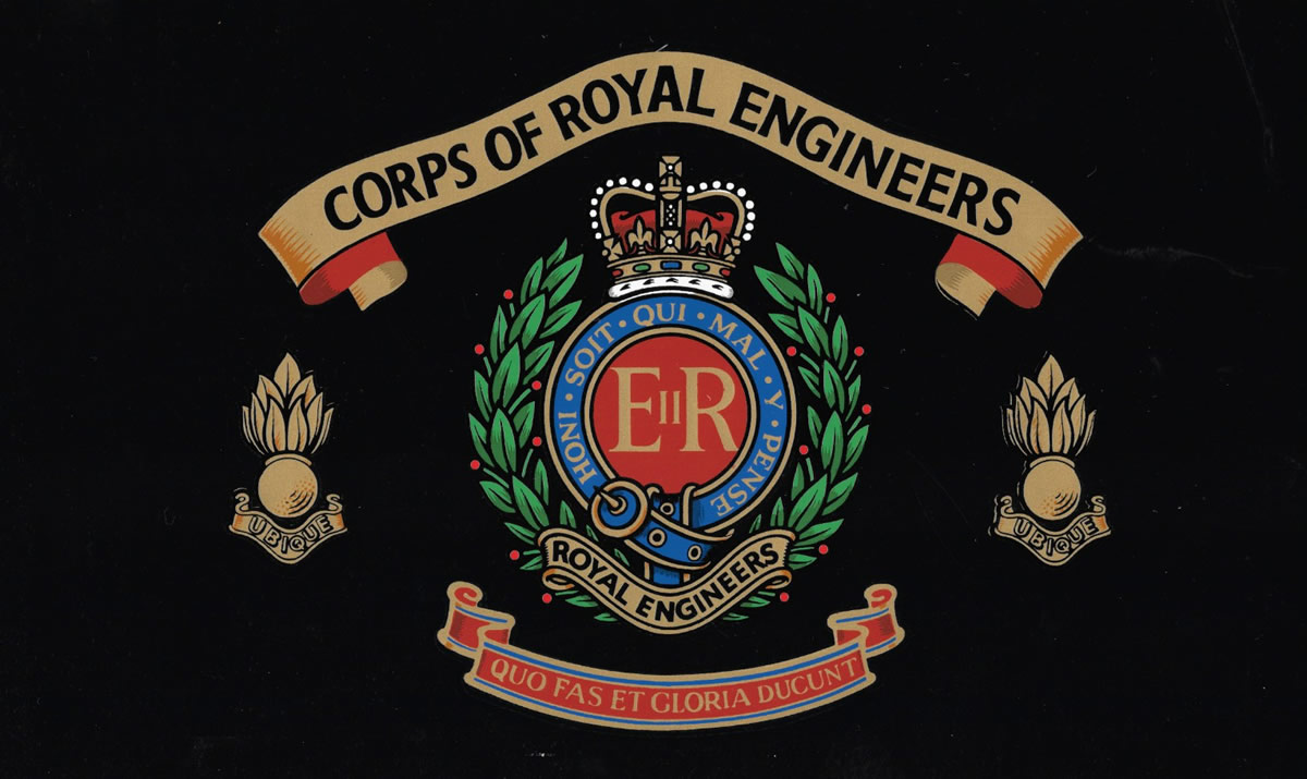 Image result for royal engineers