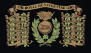 Royal Irish Regiment Ice Bucket - royal-munster-fusiliers