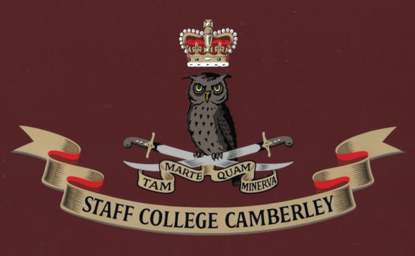 Staff College Camberley