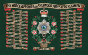 The Mercian Regiment Ice Bucket - worcestershire-and-sherwood-foresters-regiment