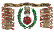 Duke of Lancaster's Regiment Ice Bucket - loyal-regiment