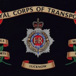 Royal Corps of Transport Ice Bucket - royal-corps-of-transport