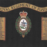 Royal Regiment of Fusiliers Ice Bucket - royal-regiment-of-fusiliers